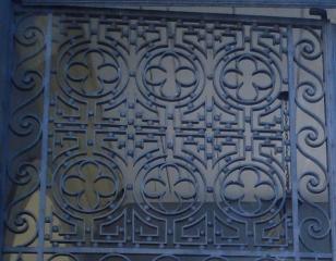 Portão do Cemitério da Ordem de Nossa Senhora do Carmo