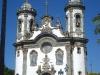 Igreja de São Fco. de Assis, fachada