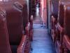 Interior do vagão